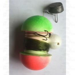 Колобаха (колобашка) рыболовная не оснащенная